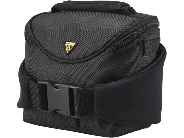 Topeak Compact Handlebar Bag - Bolsa bicicleta - negro